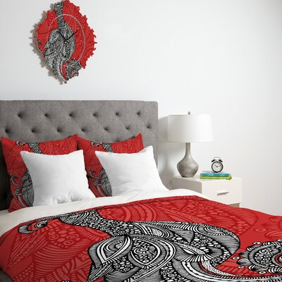 DENY Designs Valentina Ramos The Bird Duvet Cover Collection