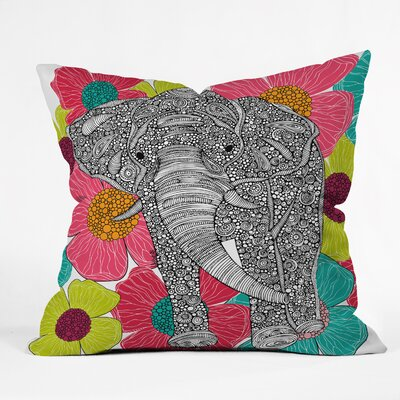 DENY Designs Valentina Ramos Groveland Indoor/Outdoor Polyester Throw Pillow