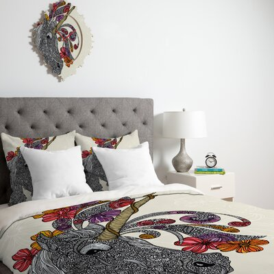 DENY Designs Valentina Ramos Unicornucopia Duvet Cover Collection
