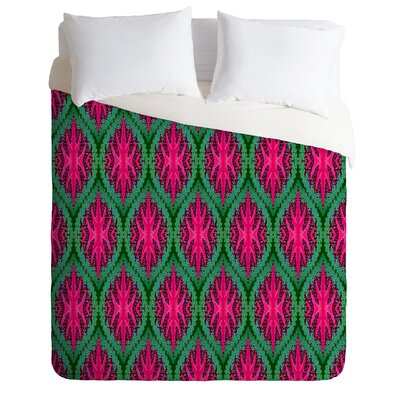 Wagner Campelo Ikat Leaves Duvet Cover Collection