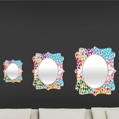 DENY Designs Garima Dhawan Dots Imagine 1 Quatrefoil Mirror