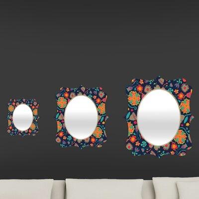 DENY Designs Arcturus Bloom 1 Quatrefoil Mirror