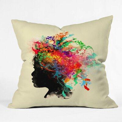 DENY Designs Budi Kwan Wildchild Throw Pillow