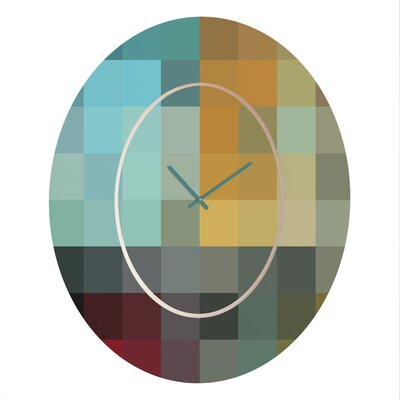 Madart Inc. Refreshing Wall Clock