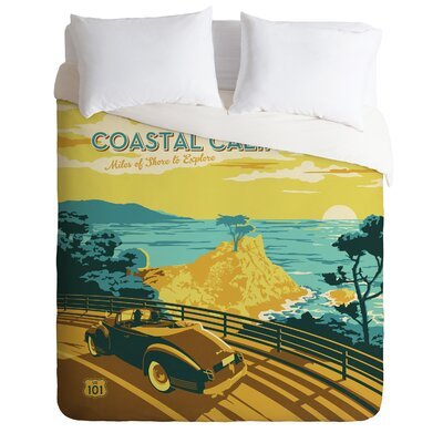DENY Designs Anderson Design Group Coastal California Duvet Cover Collection