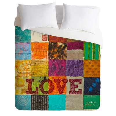 DENY Designs Elizabeth St Hilaire Nelson Love Duvet Cover Collection