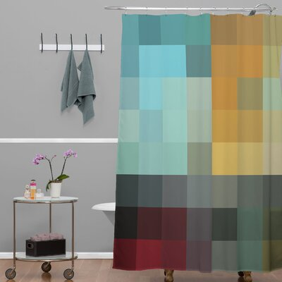 DENY Designs Madart Inc. Polyester Refreshing 2 Shower Curtain