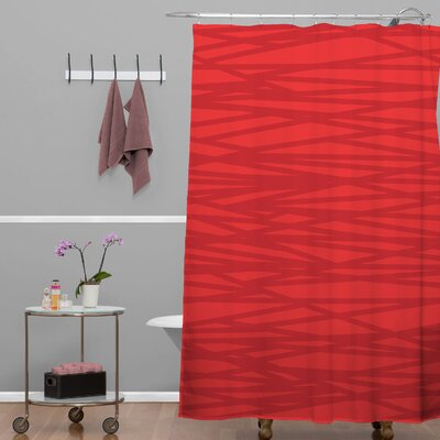 DENY Designs Khristian A Howell Woven Polyester Rendezvous 9 Shower Curtain
