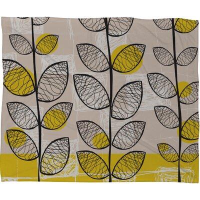DENY Designs Rachael Taylor 50s Inspired Polyester Fleece Throw Blanket