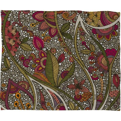 DENY Designs Valentina Ramos Kai Fleece Throw Blanket
