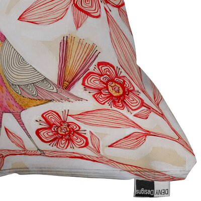 DENY Designs Cori Dantini Polyester Sprinkling Sound Indoor/Outdoor Throw Pillow