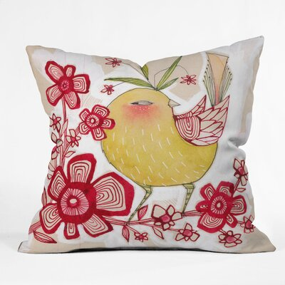 DENY Designs Cori Dantini Sweetie Pie Indoor / Outdoor Polyester Throw Pillow