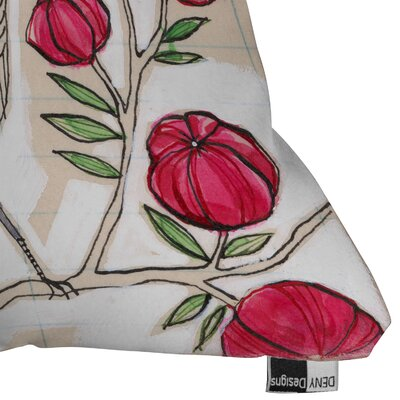 DENY Designs Cori Dantini Sweetness And Light Throw Pillow