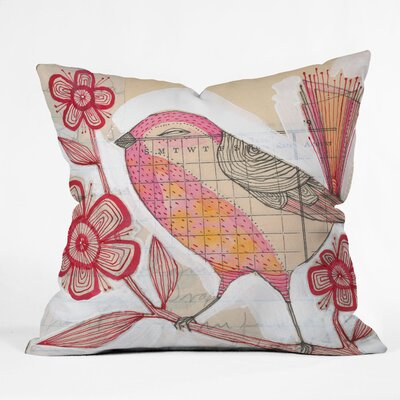 DENY Designs Cori Dantini Wee Lass Indoor / Outdoor Polyester Throw Pillow