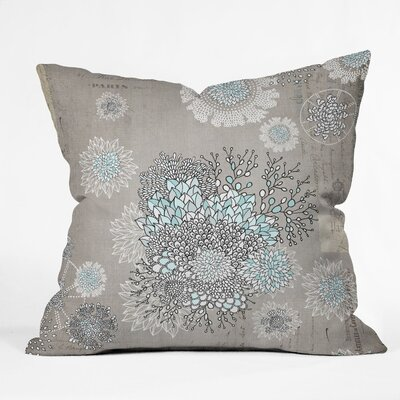 Iveta Abolina French Indoor / Outdoor Polyester Throw Pillow