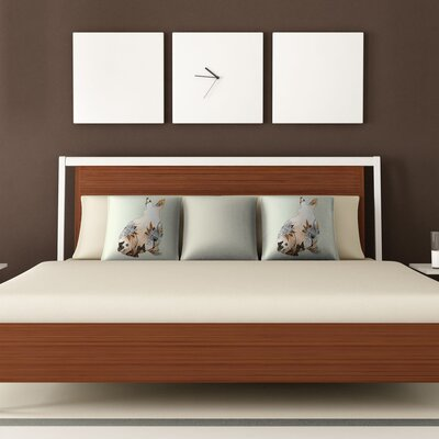 DENY Designs Iveta Abolina Little Rabbit Woven Polyester Throw Pillow