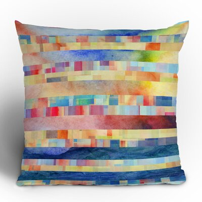 DENY Designs Jacqueline Maldonado Amalgama Polyester Throw Pillow