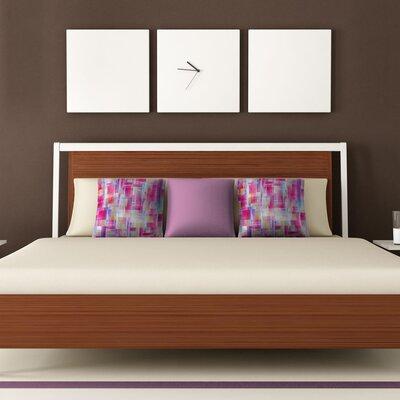 DENY Designs Jacqueline Maldonado Space Between Polyester Throw Pillow