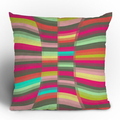 DENY Designs Jacqueline Maldonado Spectacle Polyester Throw Pillow