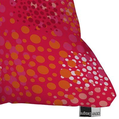 DENY Designs Khristian A Howell Brady Dots 2 Indoor/Outdoor Polyester Throw Pillow