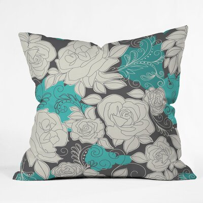DENY Designs Khristian A Howell Rendezvous Indoor / Outdoor Polyester Throw Pillow
