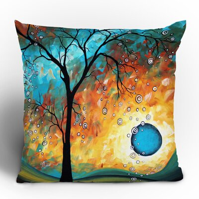 DENY Designs Madart Inc. Woven Polyester Throw Pillow