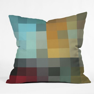 DENY Designs Madart Inc. Refreshing II Woven Polyester Throw Pillow