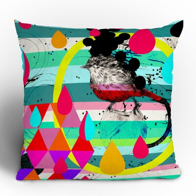 DENY Designs Randi Antonsen Luns Box 4 Woven Polyester Throw Pillow