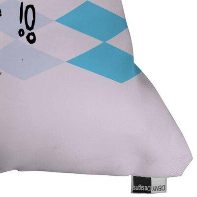 DENY Designs Randi Antonsen Poster Hero 2 Indoor/Outdoor Polyester Throw Pillow