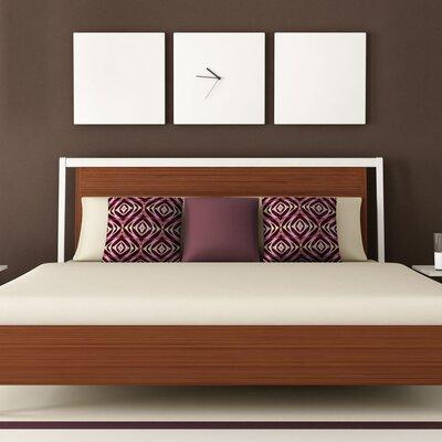 DENY Designs Wagner Campelo Calathea Polyester Throw Pillow