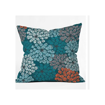 DENY Designs Khristian A Howell Greenwich Gardens 3 Woven Polyester Throw Pillow