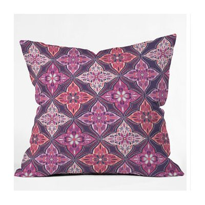 DENY Designs Khristian A Howell Provencal Lavender 5 Throw Pillow