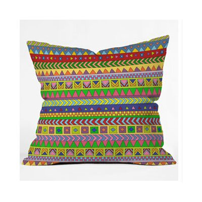 DENY Designs Bianca Green Forever Young Throw Pillow