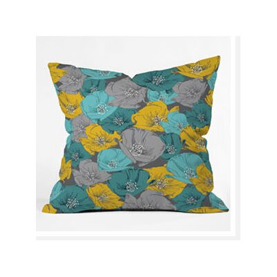 DENY Designs Khristian A Howell Bryant Park 4 Woven Polyester Throw Pillow