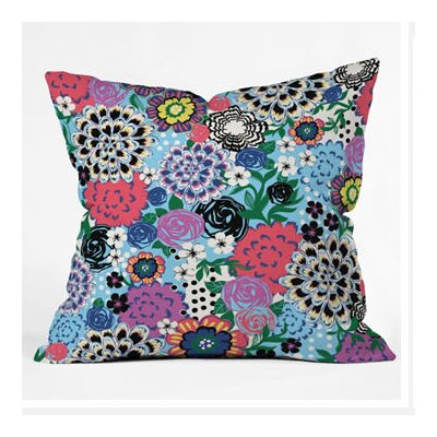 DENY Designs Khristian A Howell Valencia 1 Throw Pillow