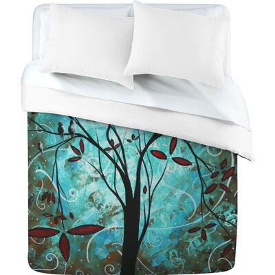 DENY Designs Madart Inc. Romantic Evening Duvet Cover Collection