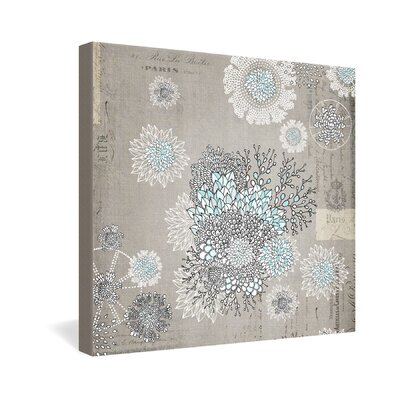 DENY Designs Iveta Abolina French Gallery Wrapped Canvas