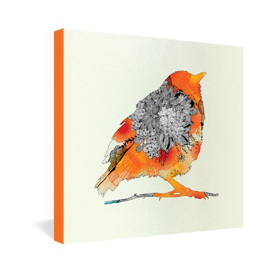 Iveta Abolina Bird Gallery Wrapped Canvas