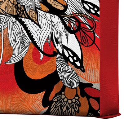DENY Designs Iveta Abolina Sonnet Gallery Wrapped Canvas
