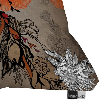 DENY Designs Iveta Abolina Sonnet Indoor / Outdoor Polyester Throw Pillow