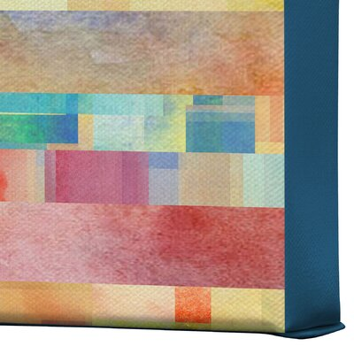 DENY Designs Jacqueline Maldonado Amalgama Gallery Wrapped Canvas
