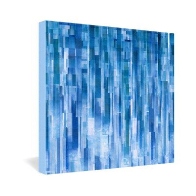 DENY Designs Jacqueline Maldonado Rain Gallery Wrapped Canvas