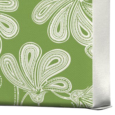 DENY Designs Khristian A Howell Provencal Thyme Gallery Wrapped Canvas