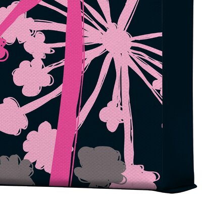 DENY Designs Rachael Taylor Cow Parsley Gallery Wrapped Canvas