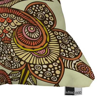DENY Designs Valentina Ramos Dina Indoor/Outdoor Polyester Throw Pillow
