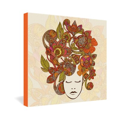 DENY Designs Valentina Ramos Its All In Your Head Gallery Wrapped Canvas