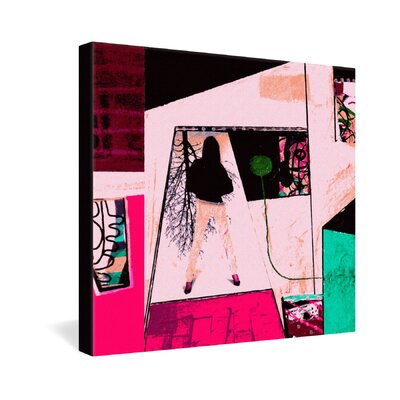 DENY Designs Randi Antonsen City 2 Gallery Wrapped Canvas