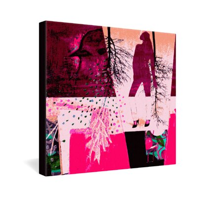 Randi Antonsen City 3 Gallery Wrapped Canvas