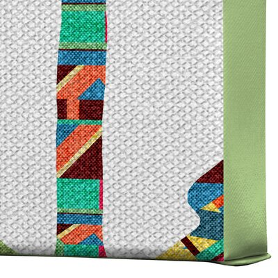 DENY Designs Bianca Green You Make Me Home Gallery Wrapped Canvas