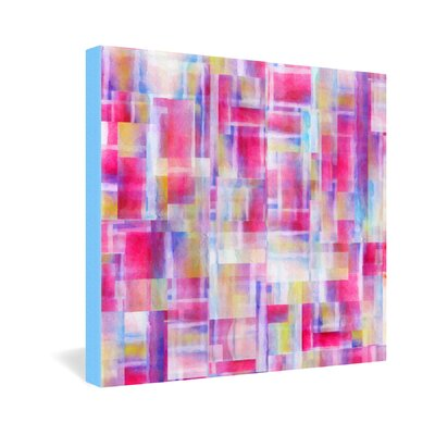 DENY Designs Space Between by Jacqueline Maldonado Graphic Art on Canvas